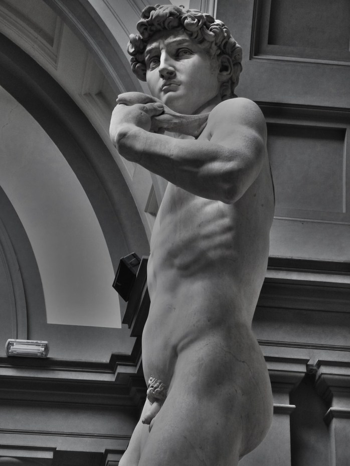 Michelangelo's statue of David! Italy in photography: My homage to a remarkable country!