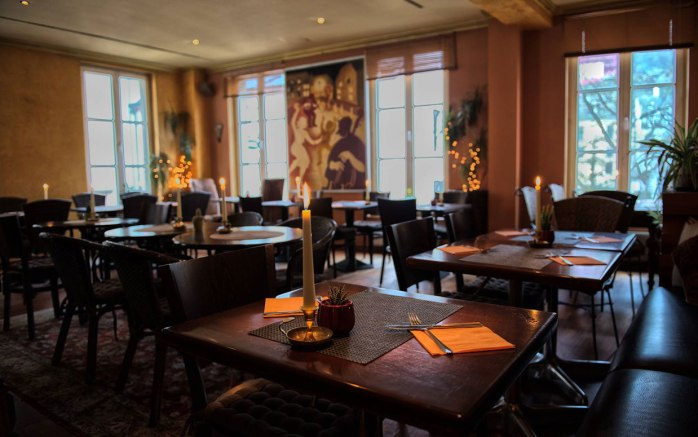The Brasserie Bosso Restaurant. ©Brasserie Bosso