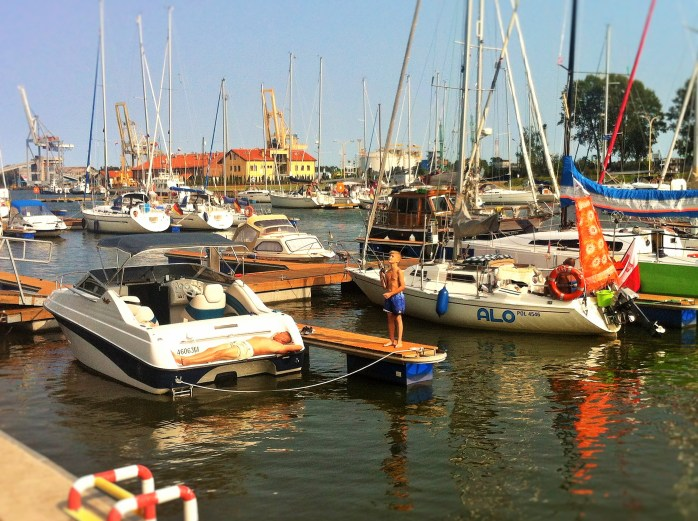 You're merely a yacht away from Denmark and the UK! 51 reasons to go to the seaside. In Germany!