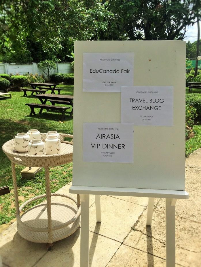 Travel Blog Exchange - that's us - TBEX Asia!