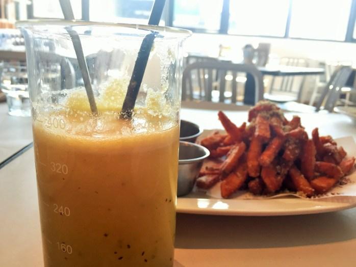 Enhanced fresh juice