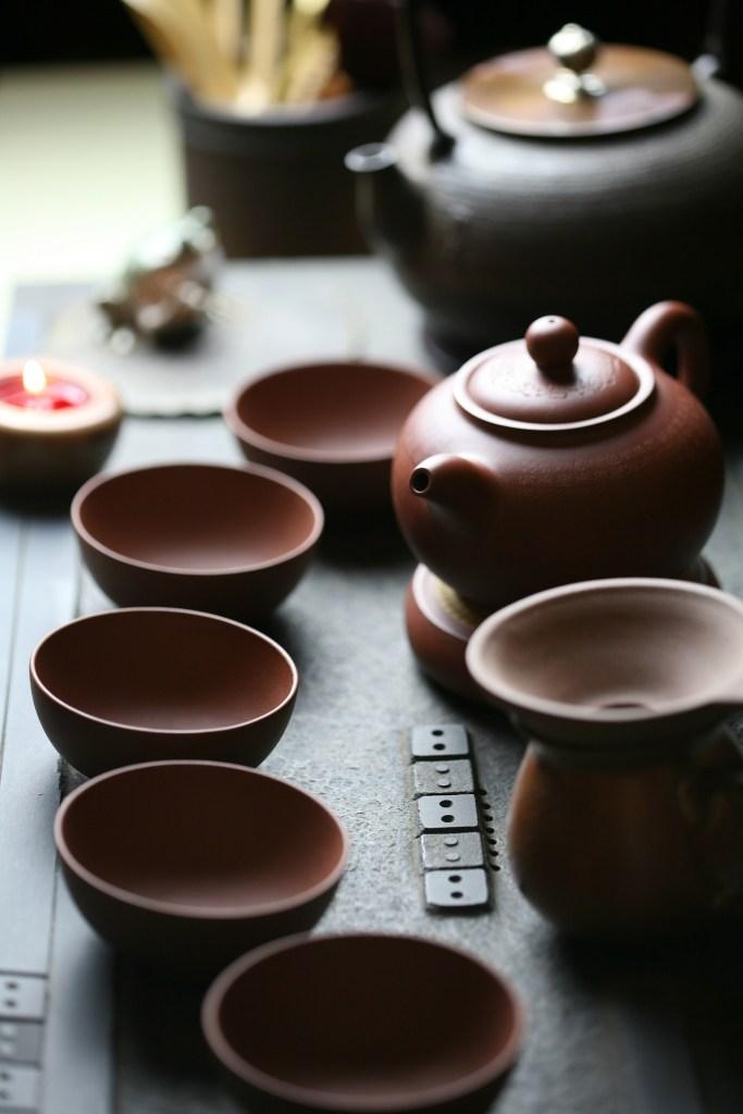 Tea culture in Taiwan!