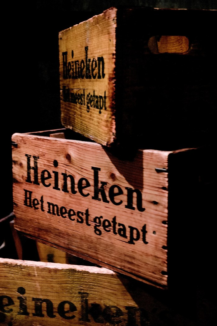 How to visit Amsterdam in two days. With a teenager - Visit a museum! The Heineken Experience!