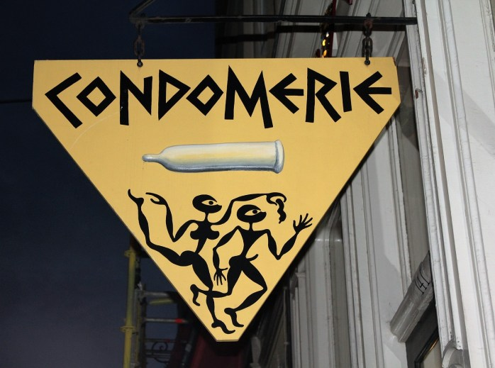 condoms; condom shop; condomerie; safe sex; condom shop in Amsterdam; Amsterdam; Holland; Netherlands; Europe; travel;