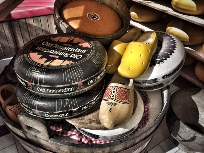 clogs; cheese; Dutch cheese; dairy; Dutch food; food; Amsterdam; Holland; Netherlands; the Netherlands; Europe; travel;