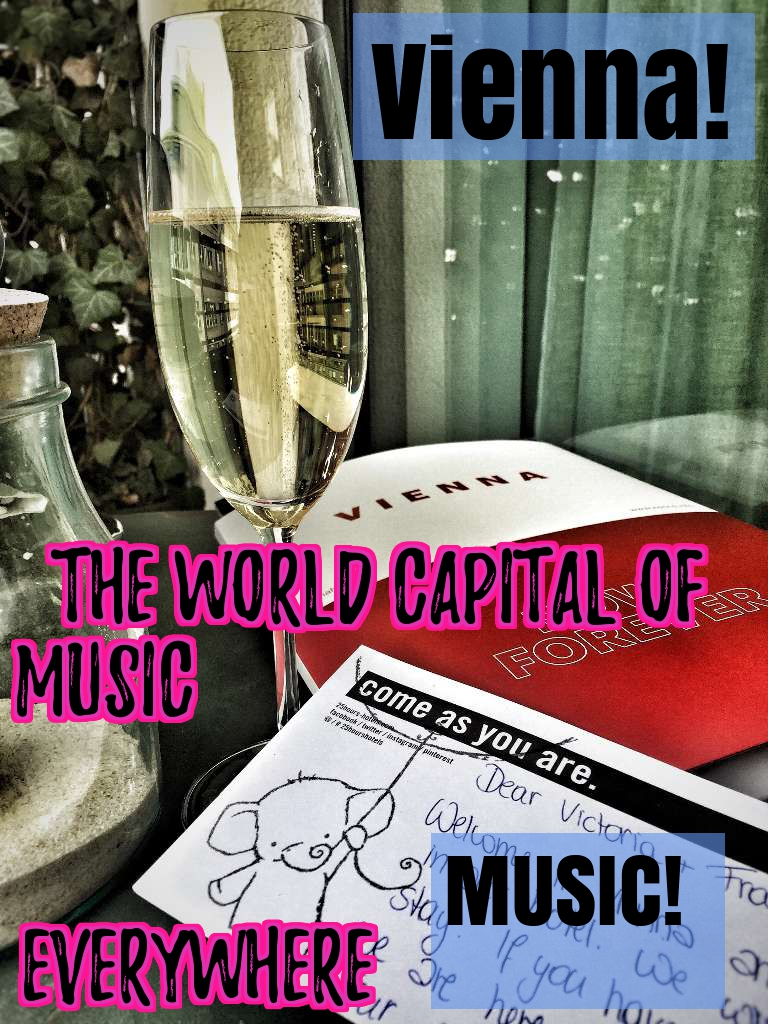 Vienna, Austria; music; world capital; Europe; Central Europe; travel;