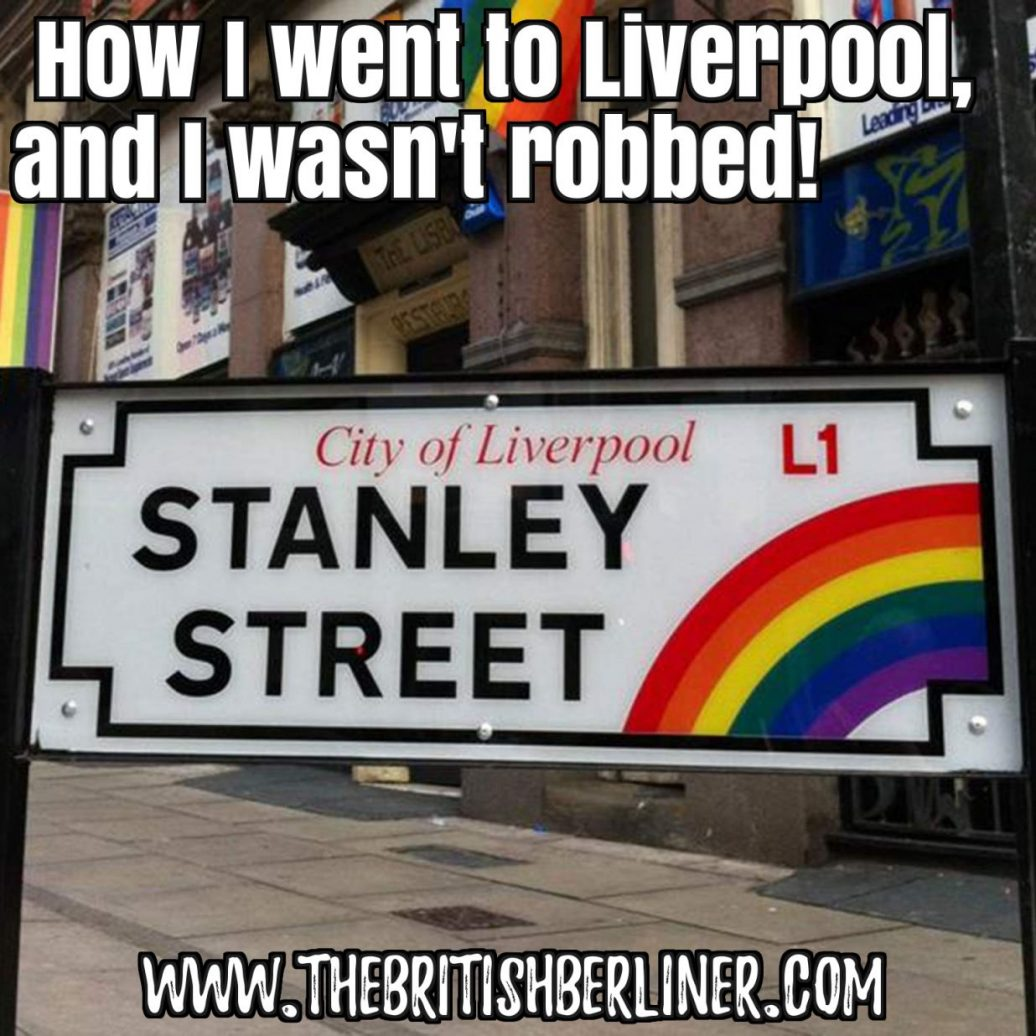 Liverpool; robbed; crime; is Liverpool safe; How I went to Liverpool and I wasn't robbed; Merseyside; North West England; Northern England; England; Britain; UK; Europe; travel;
