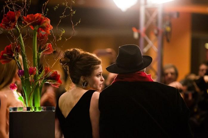 Helena Bonham Carter & Dieter Kosslick - Cinderella © Internationale Filmfestspiele Berlin