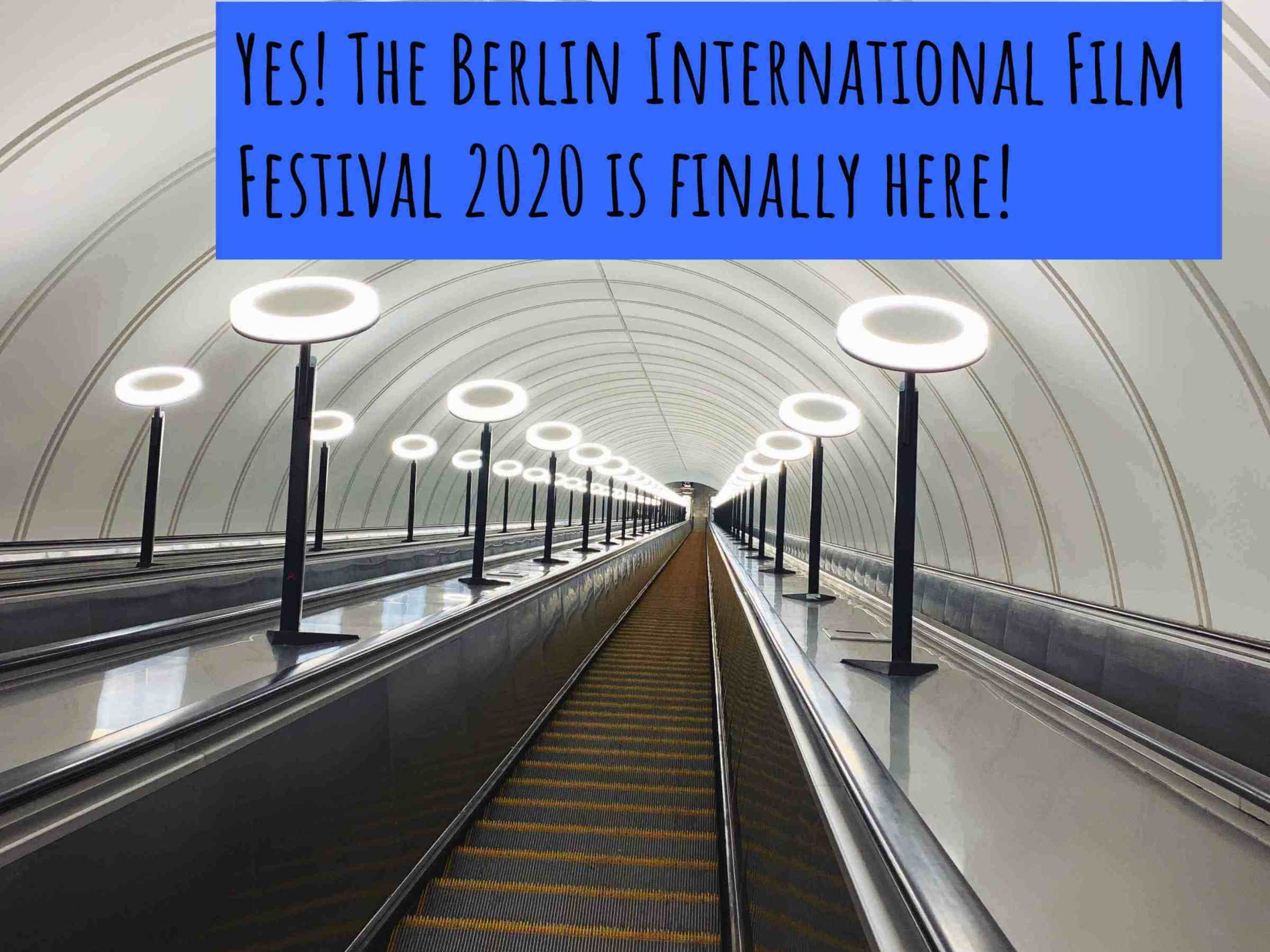 A Beginners' Guide to the 70th Berlinale. Yes! The Berlin International Film Festival 2020 is finally here!; Berlinale; 70th Berlinale; Berlin International Film Festival; Internationale Filmfestspiele Berlin; International Film Festival; Film Festival; film; films; movies; festival; Berlin Films; Berlin; Germany