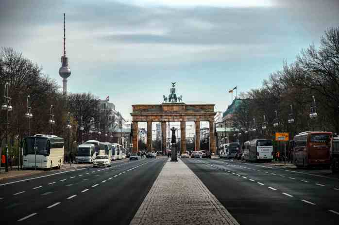 Brandenburg Gate; Brandenburger Tor; Gate; Tor; Brandenburg; Berlin; Germany; Federal Republic of Germany; German; East Germany; West Germany; Germans; die Deutschen; Europe; Travel;