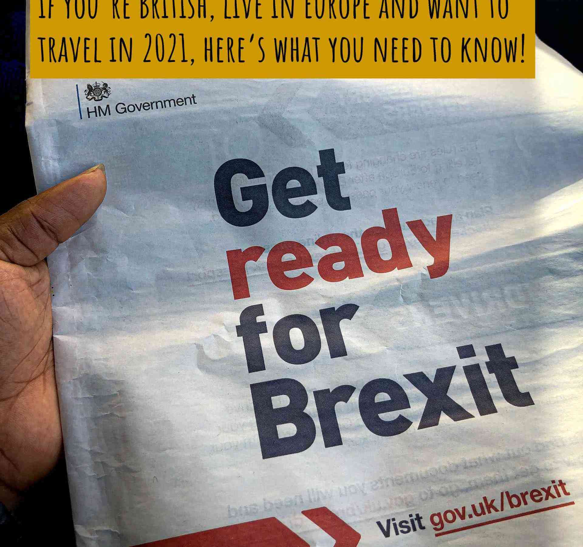 Get ready for Brexit; Brexit; Brexit - What you need to know; Brexit Bollocks; BREXIT chaos; BREXIT! Don't panic!; BREXIT guide; Brexit is boring; Brexit transition period; British expat; British in Berlin; British in Europe; British in Germany; Citizens' Rights; EU referendum; European politics; expat; free movement; Hard Brexit; No-Deal Brexit; politics; transition period; UK nationals in the EU; UK withdrawal from the EU; what does Brexit mean; what is Brexit; Withdrawal Agreement; Britain; British; EU; European Union; Europe; European; Germany; the UK; UK; United Kingdom; European travel; travel in the EU; travel through Europe; travel to Europe; travel;