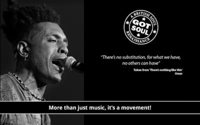 British Collective Omar got soul
