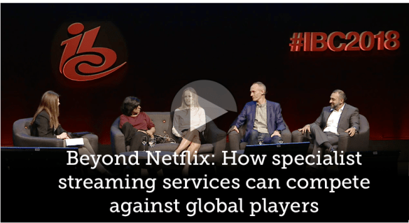 Video: Beyond Netflix: How specialist streaming services can