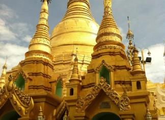 Schwedagon 'The Golden Temple'