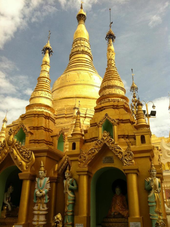 Schwedagon 'The Golden Temple'