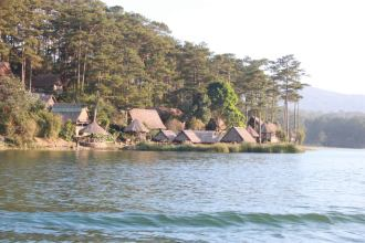 Tuyen Lam Lake at Dalat