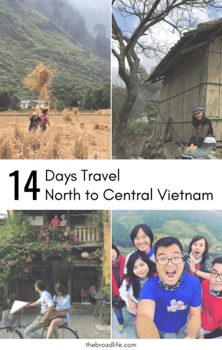 Pinterest Board of 14 Days Travel North to Central Vietnam - The Broad Life