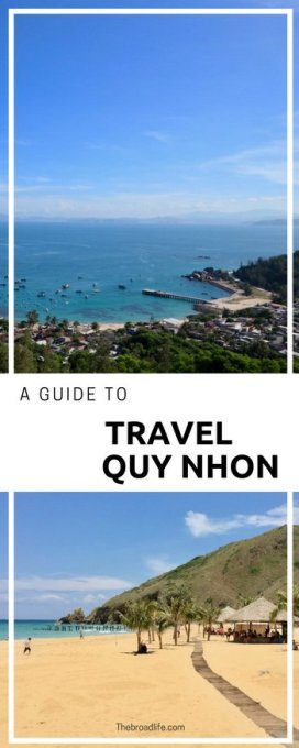 Guide to Travel Quy Nhon City - The Broad Life - Vietnam