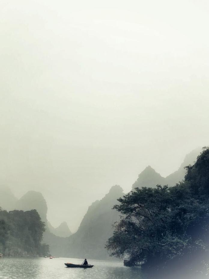 The picturesque landscape of Trang An, Ninh Binh