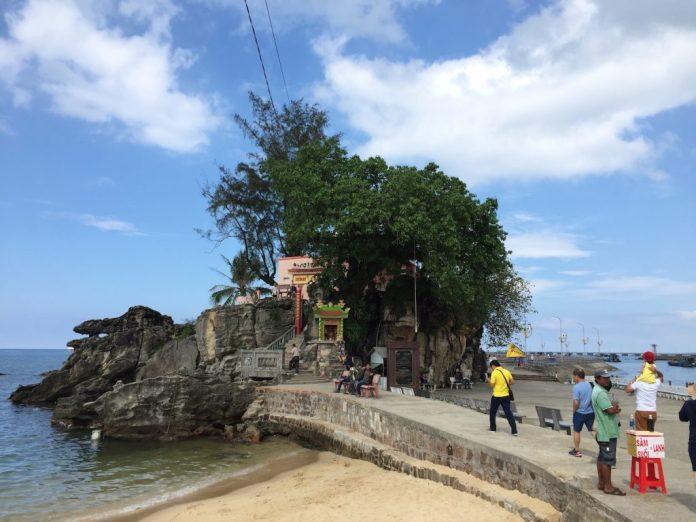 Dinh Cau Apex at Phu Quoc Island, Vietnam