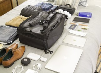 Nomatic Travel Bag - The Broad Life Reviews