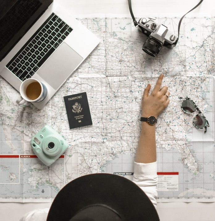 Planning for the travel