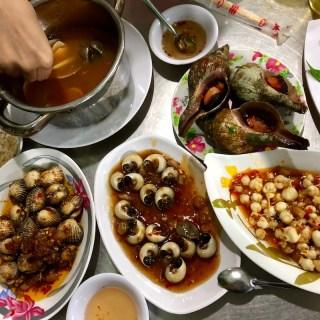 Ốc Đào, Oc, Saigon food, Vietnamese cuisine