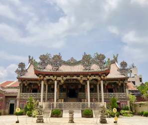 Khoo Kongsi, George Town, Malaysia