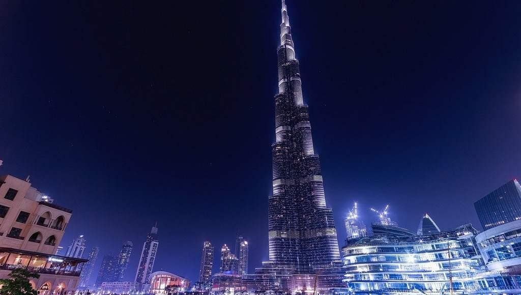 Dubai Attractions - Burj Khalifa Dubai