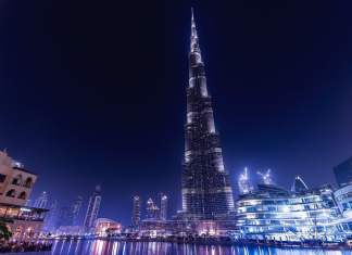 Dubai Attractions - Burj Khalifa Dubai