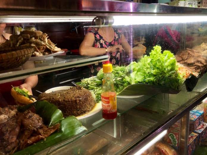 Bánh Mì Phượng at Hoi An Ancient Town, Quang Nam province, Vietnam
