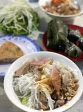 Bún Mắm Nêm at Da Nang City, Vietnam