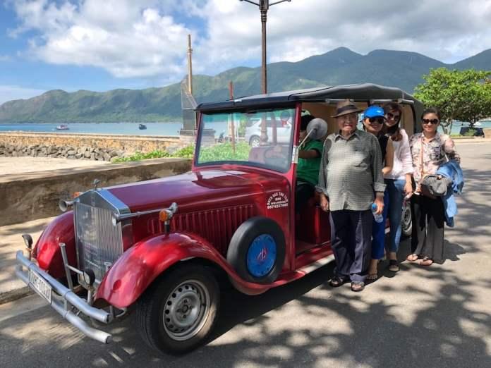 travel spiritual trip to con dao island, vietnam with family