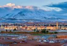 Marrakesh city, Morocco