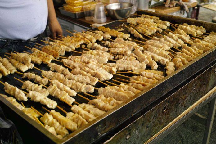 Yakitori, a must-try Japanese cuisine