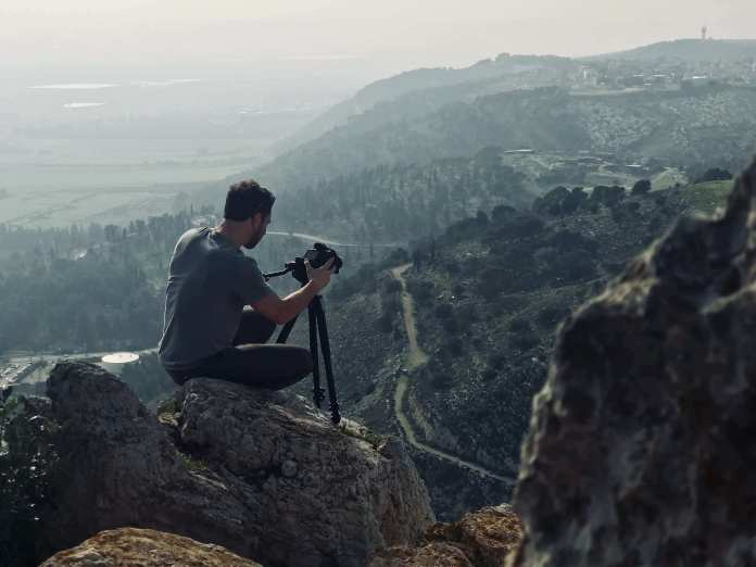 Tripod, a must have iPhone accessories for travel