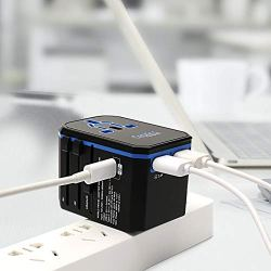 International Adapter, an important iPhone accessories for travel