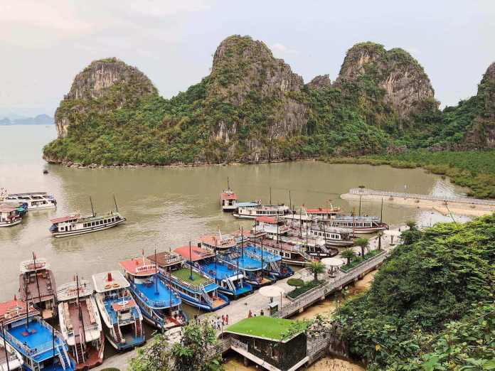 Ha Long Bay, one of my travel destinations in 2019