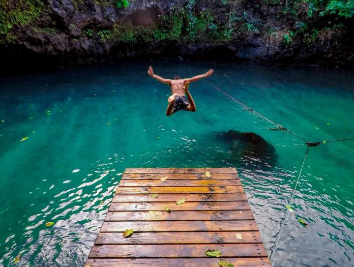 Samoa is an island, as well as one of the top epic places in the world by its beauty