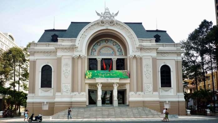 Saigon Opera House, Vietnam