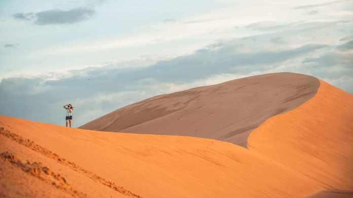 Mui Ne Sang Dunes