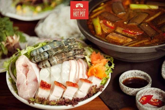 fish sauce hotpot - Hoang Yen Hotpot