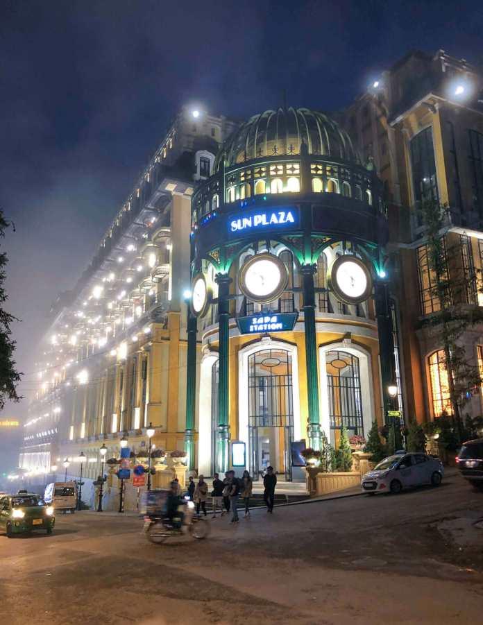 Sun Plaza Sapa
