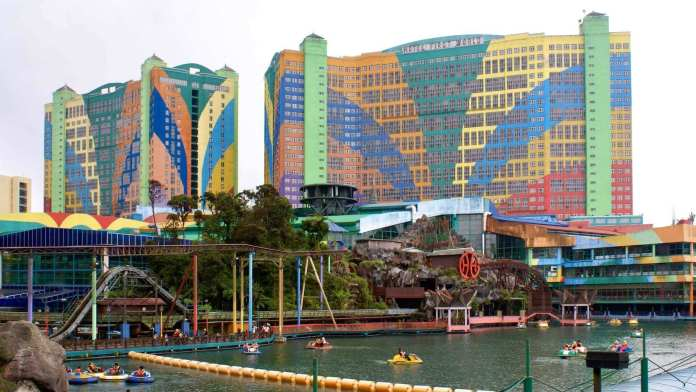 First World Hotel in Malaysia is the biggest hotel in the world