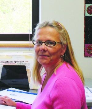 Karen Aylward has been the director of the Nancy R. Chandler Visiting Scholars Program since 2005.