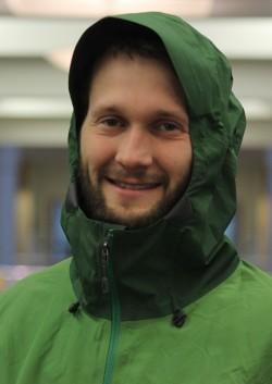 """Ben Coffey:  """"I put on a big jacket."""""""