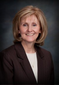Dana Young, President of Treasure Valley Community College.