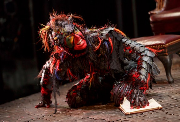 Review   The Screwtape Letters    The BroadwayBlog Shiloh Goodin in  The Screwtape Letters   Photo  Joan Marcus via The  Broadway