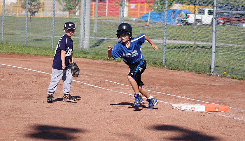 Minor baseball team from Cannington hits the field in Lindsay
