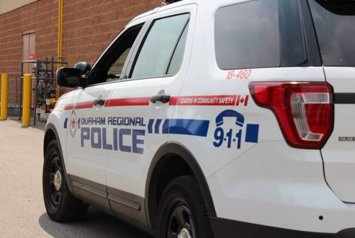 Police searching for three teen suspects after handgun used in Port Perry robbery